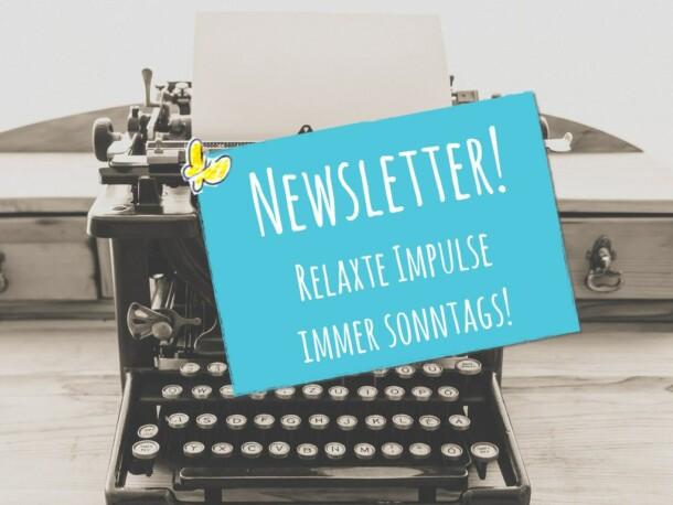 newsletter selfcare-letter