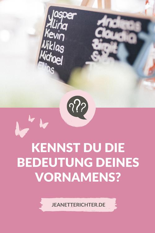 https://jeanetterichter.de/die-bedeutung-deines-vornamens/