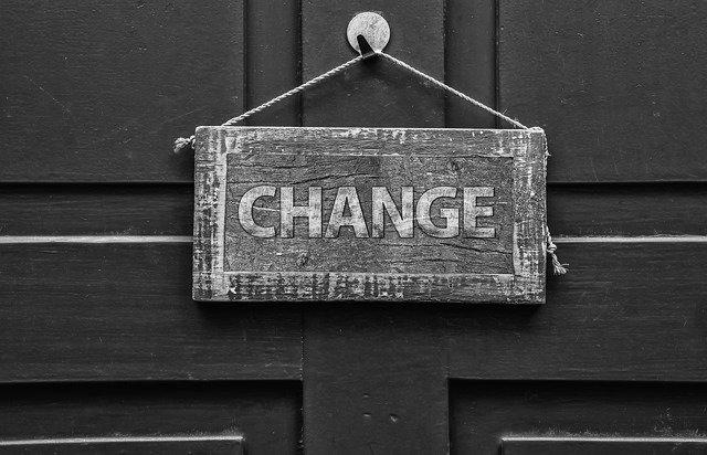 Veränderung: Du musst Dein ÄNDERN leben!