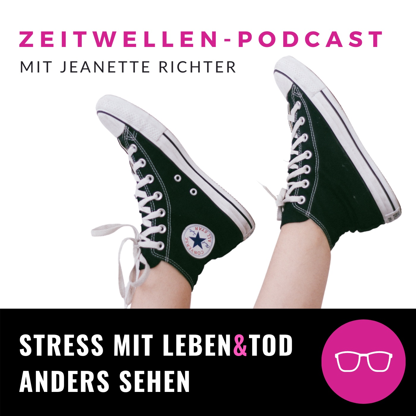 Cover Podcast zeitwellen