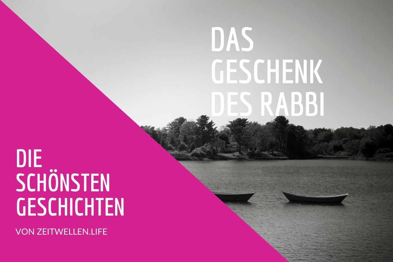 Zeitwellen - Das Geschenk des Rabbi